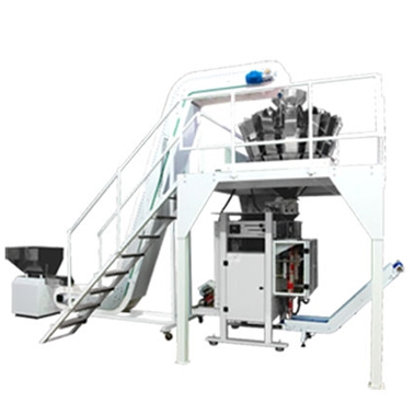 Empacotadora automática vertical