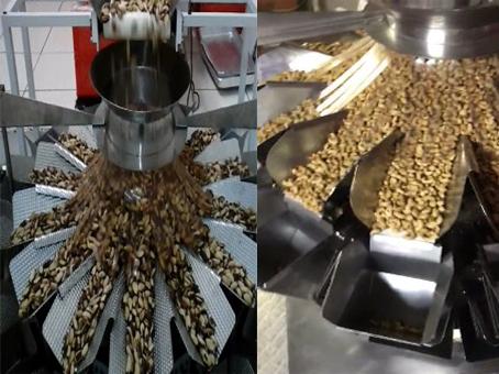 Empacotadora de farinha