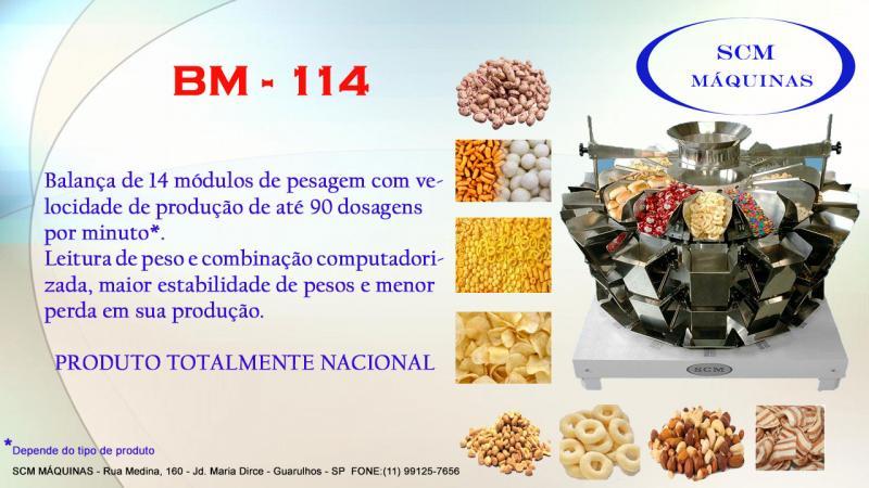 Máquinas empacotadoras de alimentos
