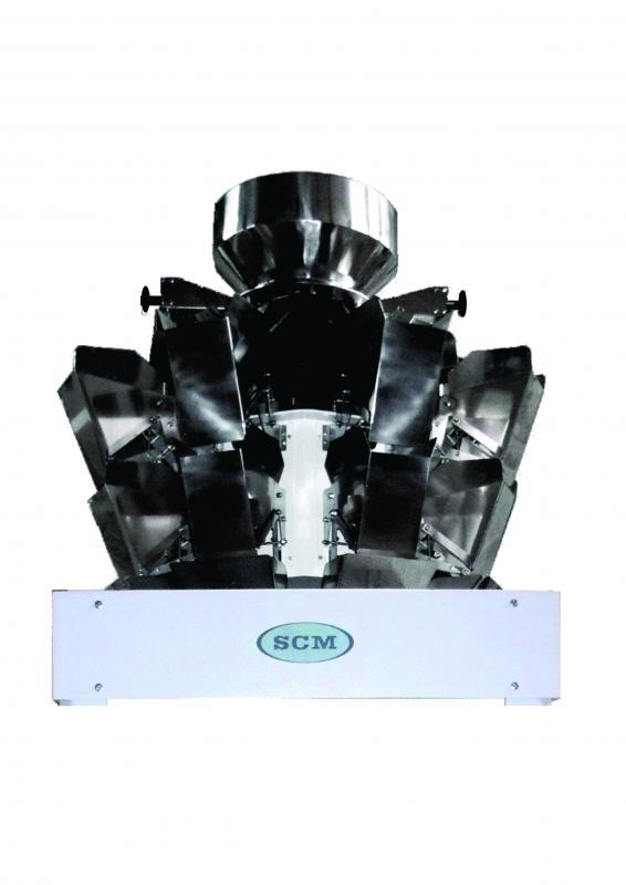 SCM - Máquinas e Equipamentos Automáticos